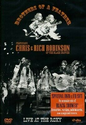 Brothers Of A Feather - Live At The Roxy [DVD... - Brothers Of A Feather CD TYVG