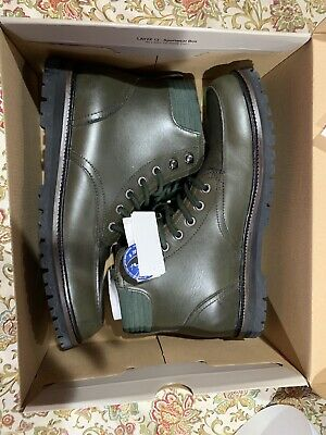 a647f64ff Lacoste Men s boots Montbard Boot 417 Size 10 Dark Green. Open Box