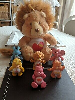 Vintage Collectible Care Bears Cousin's And Care Bears