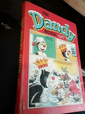 Dandy Annual 1970 The Island Of Monsters