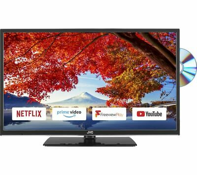 "JVC LT-32C695 32"" Smart LED TV with Built-in DVD Player *NEW APPS* *HD 720p*"