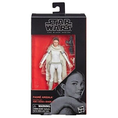 "Star Wars Black Series 6"" Padme Action Figure (Wave 20)"
