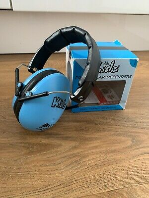 Edz Kidz Folding Ear Defenders, Used Once, Very Good Condition