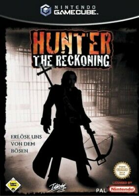 Nintendo GameCube Spiel - Hunter Spiel - The Reckoning mit OVP