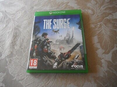xbox one the surge new sealed