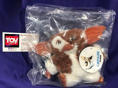 "NECA GREMLINS Mogwai Smile Happy Nintendo Wii video game version Gizmo 6"" Plush"