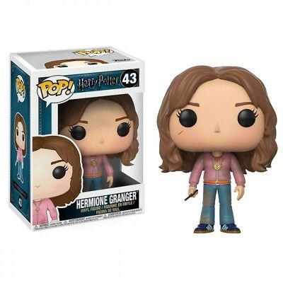 Funko Pop Movie Harry Potter Hermione Granger With Time Turner #43 Vinyl Figure