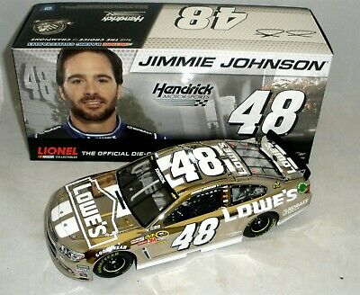 1:24 Action 2013 #48 Lowes Kobalt Tools Chevy Ss Jimmie Johnson Polished Nickel