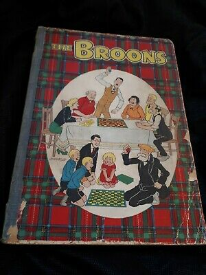 The Broons 1958 Annual In Good Condition