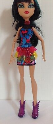 Monster High Fashion Outfit Dress & Boots HTF