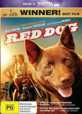 NEW Red Dog (DVD/UV) DVD Free Shipping