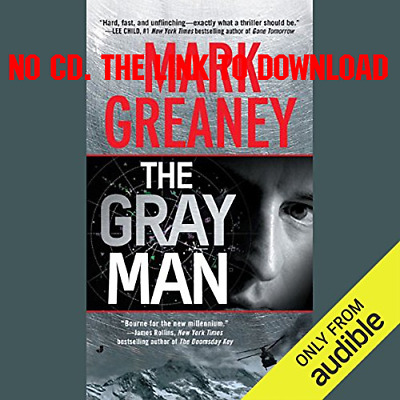The Gray Man - Mark Greaney {AUDIOBOOK}
