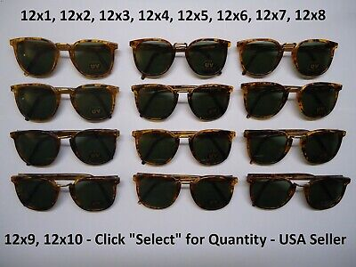 VINTAGE SUNGLASSES for CHILDREN new WHOLESALE PRICES lot 100% UV PROTECTION