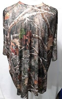 7d2508de80084 Men's 3XLARGE Red Head Brand Co Scentinel Deer Hunting CAMO T-Shirt (A140)