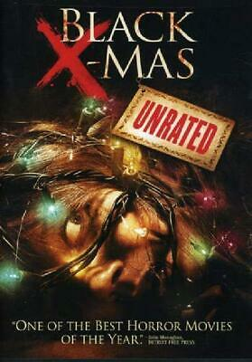 Black Xmas DVD Unrated Multiple Formats Color Subtitled Widescreen NTSC English