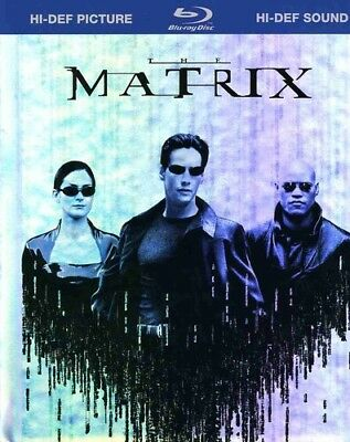 The Matrix [New Blu-ray] Anniversary Edition, With Book, Widescreen, Ac-3/Dolb