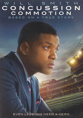 Concussion (Bilingual) (Canadian Release) New DVD