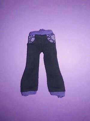 Monster High Doll Dead Tired Room to Howl Bunk Bed Clawdeen Pajama Pants