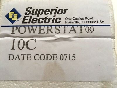 Superior Electric Powerstat 10C