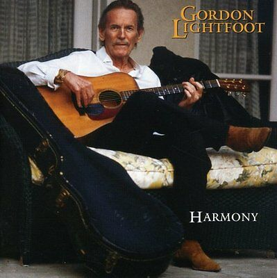 Gordon Lightfoot - Harmony [New CD]