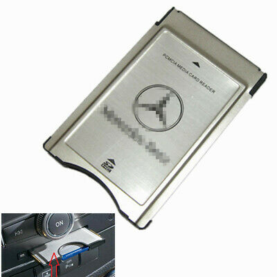 PCMCIA TO SD PC SDHC Adaptador de Tarjeta Adapter Para Mercedes Benz C/E Class