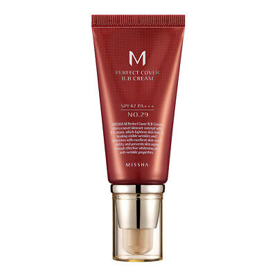 Missha M Perfect Cover BB Cream No. 29 SPF42 PA+++ 50ml