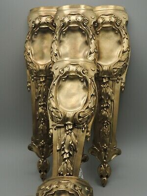 Bronze Furniture Bronzier E-D Style Louis Xvi Second Empire Niii