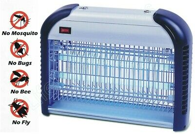 Electronic Insect Killer Bug Zapper Camping Outdoors Porch Kingavon 6W x 2