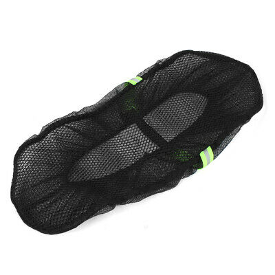 Reflective Black Heat Insulation Mesh Seat Cushion Cover for CG GN Motorcycle