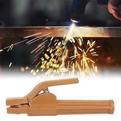 HighQ 800A Insulated Copper Electrode Holder Welding Clamp for Welding Machine