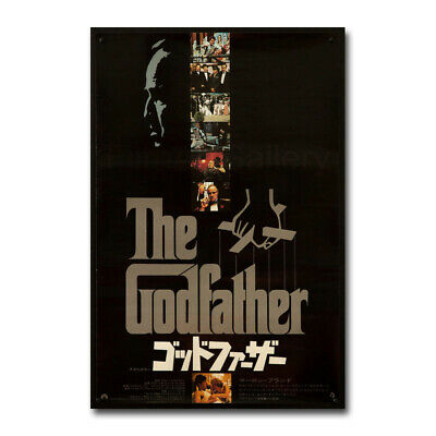 T2716 20x30 24x36 Silk Poster The Godfather Movie Art Print