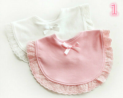 Newborn Toddler Cotton Baby Bibs Boy Girl Saliva Towel Kids Bib Feeding_UV