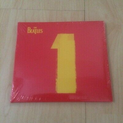 The Beatles - 1 (One) (2015 Remastered Cd Album) Brand New & Sealed