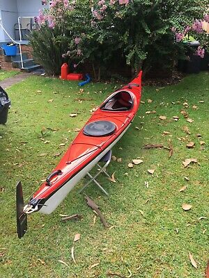 Hurricane Tracer Kayak 165 Red