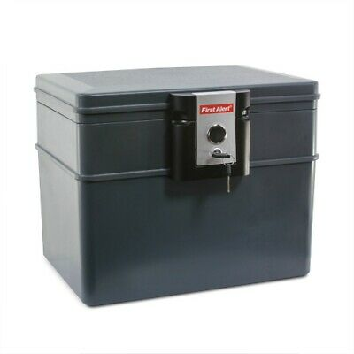 Fireproof and Waterproof Box for Paper and Digital Media (A4) - First Alert 2037