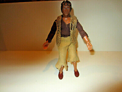 "Mego Planet Of The Apes Peter Burke 8"" Figure - 1974-100% Complete"