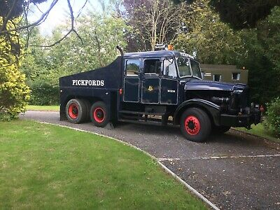 Scammell Contractor 125 ton Heavy Haulage