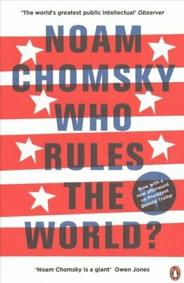 Who Rules the World? by Noam Chomsky 9780241189450 | Brand New