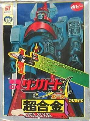 Poppy Planet Robo Danguard A Chogokin Ga-79 Dx