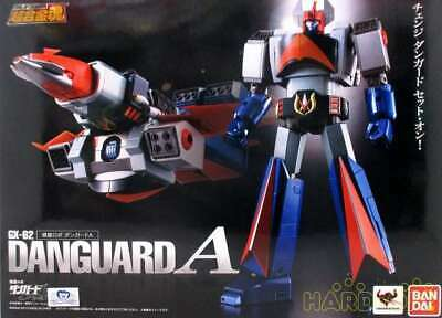 Soul Of Chogokin Gx-62 Planet Robo Danguard A