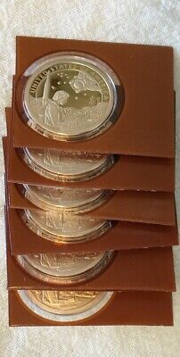 2019 S PROOF Sacagawea Dollar Roll 20 coins sold in mint plastic