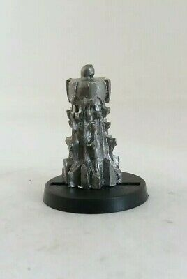 games workshop Lord of the rings metal orthanc column