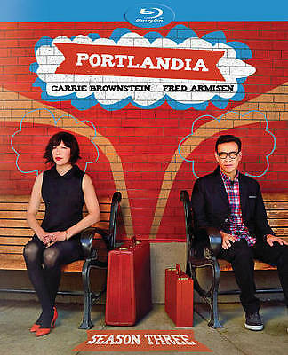 PORTLANDIA TV SERIES COMPLETE SEASON 6 SIX New Sealed 2 DVD