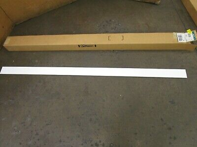 "Panduit Panduct C3Wh6 3"" X 6' White  Wire Duct Covers Style C Lot Of 20 Covers"