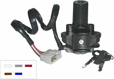 Hi-Level Ignition Switch 5 Wires 736820 Kawasaki KLR 650 (KL650C) 1995-2000