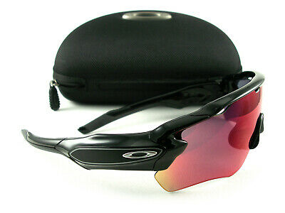 073357f84d11 Oakley Sunglasses Radar Pace OO9333-01 Polished Black Prizm Road Clear  Authentic