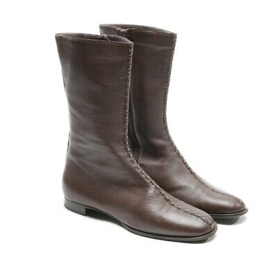 0dca0b06f90f3d Bally Bottines Taille D Marron, Pointure 38 Femmes Chaussures Boots  Chaussures