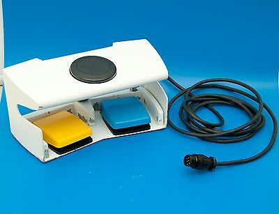 LINEMASTER AQUILINE 971-SWNOM Footswitch HPS Foot Pedal