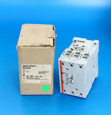 New Fuji Electric Sc-N12 [400] Magnetic Contactor Sc-2Sn/Seud