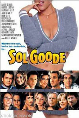 Sol Goode (DVD, 2003) Brand New Factory Sealed Region 1 Can/US Release